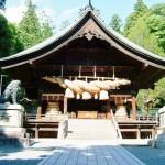 長野県の子宝スポット、諏訪大社と男女石、御柱祭に行きたい!